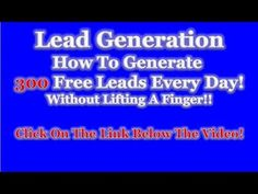 How To Start A Lead Generation Business & Make Money Online Make Money Online, How To Make Money, How To Get, Success Meaning, Lead Generation, Led, Marketing, Learning, Tips
