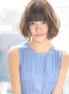 AFLOAT明日香のふわくしゅボブ 【AFLOAT JAPAN】 http://beautynavi.woman.excite.co.jp/salon/28130?pint ≪ #bobhair #bobstyle #bobhairstyle #hairstyle・ボブ・ヘアスタイル・髪型・髪形 ≫