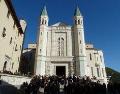 Basilica di Santa Rita da Cascia.