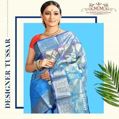 Explore the latest designs from our newly arrived Tussar Silk Sarees Online Shopping, Tussar Silk Saree, Mahatma Gandhi, Sari, India, Explore, How To Wear, Stuff To Buy