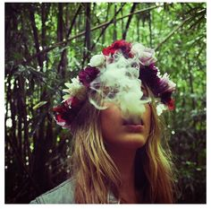 smoke flowers http://maryjane4200.blogspot.com