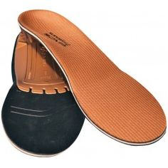 Superfeet Copper DMP Premium Insoles are a Wear-Moldable Orthotic Arch Support for a Custom Fit for Your Feet.