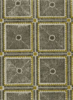 Maresca Textiles Pisa fabric in Brown colorway Drawing Application, Lafayette Square, Soapstone Carving, Commercial Design, Fabric Wallpaper, Watercolor Background, A Boutique, Screen Printing, Prints