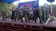 "ВПСК ""Долг"" на праздновании Дня ВДВ в Подосиновце"