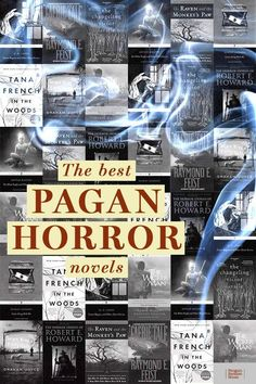 These Pagan horror books will terrify you this Halloween.  #horror #books #halloween