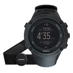 Suunto's Ambit 3 Peak. So far so good! It's tracked a month's worth of moves and been excellent.