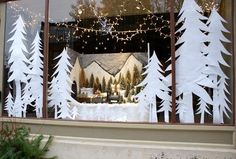 It doesn't have to be just Christmas! 239394536412801967 c Deck Your Holiday Windows Christmas Window Decals DIY Christmas Window Display, Christmas Store, Noel Christmas, All Things Christmas, Christmas Crafts, Christmas Decorations, Christmas Displays, Christmas Windows, White Christmas