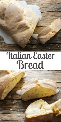 Italian Easter Bread, a delicious Italian sweet bread recipe, a Traditional Easter Sunday, treat.Perfect with a cup of coffee or tea. Sweet Italian Bread Recipe, Sweet Bread, Italian Recipes, Italian Desserts, Italian Cooking, Italian Dishes, Italian Easter Cookies, Italian Easter Bread, Easter Recipes