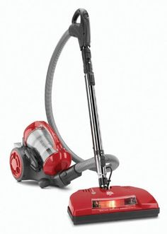 Dirt Devil Power Reach Multi-Cyclonic Bagless Canister Vacuum, SD40030 on Sale