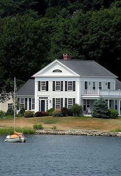 Gorgeous New England home...