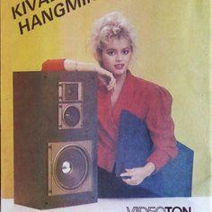Big Speakers, Audiophile, Vietnam, Baseball Cards, Retro, Electronics, Vintage, Girls, Music Speakers