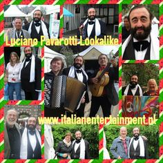 #Luciano #Pavarotti #Lookalike te boeken via www.italianentertainment.nl Web Instagram User » Followgram