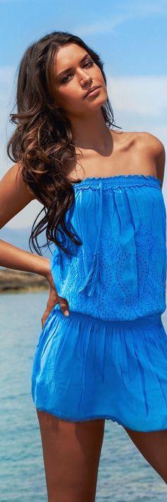 Mellissa Odabash 2015 Swimwear Lookbook | House of Beccaria~
