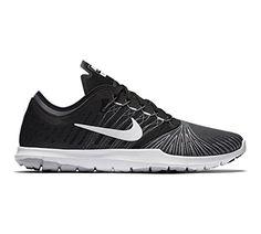 Nike Womens Flex Adapt Tr Dark GreyWhiteBlackStealth Training Shoe 9 Women US * Click image to review more details.