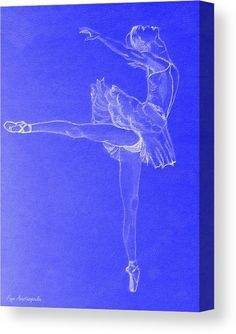 Canvas Print, ballerina,ballet,dancer,celestial,performance,cloud,tutu,pointe,shoes,woman,female,lady,girl,young,figurative,unsubstantial,ethereal,elegant,graceful,fantasy,lone,single,solo,flying,dreamer,skyhigh,air,classy,classic,surrealistic,blue,white,pastel,monochromatic,in,on,of,at,over,the,chalk,graphite,pencil,sketches,drawings,mixed,media,art,artworks,products,items,for sale,online,fine art america