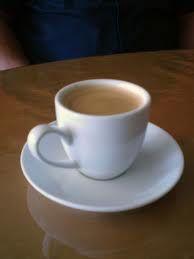 Cafe con leche..Cuban coffee <3