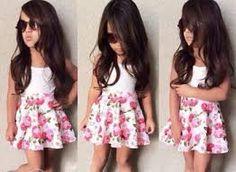 Resultado de imagem para floral skirt dress