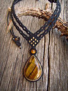 Macrame Earrings, Macrame Jewelry, Macrame Bracelets, Macrame Bag, Gypsy Jewelry, Jewelry Model, Custom Jewelry, Handmade Jewelry, Collar Macrame