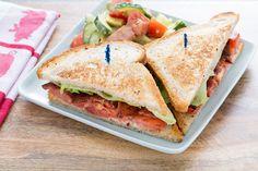 sandwiche primaveral