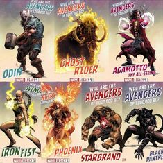 who are the AVENGERS of 1,000,000 BC? : marvelstudios