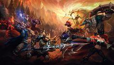 L'Art de League of Legends