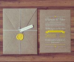 Nossos xodós: lacres de cera   Informações de convites e papelaria:  contato@coracaodepapel.com.br