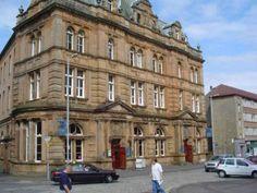 James Watt Pub, Greenock, Scotland