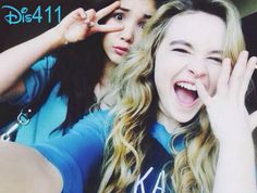 """Heading to the movies on Friday night (June 6, 2014), Rowan Blanchard and Sabrina Carpenter were excited to go and watch """"The Fault In Our Stars.""""  Both p"""