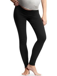 Gap Maternity Leggings. The absolute BEST leggings out there. And.. I still wear them!