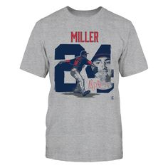 Andrew Miller  - Player Number T-Shirt, Andrew Miller  Official Apparel - this licensed gear is the perfect clothing for fans. Makes a fun gift!  The Andrew Miller Collection, OFFICIAL MERCHANDISE  Available Products:          Gildan Unisex T-Shirt - $24.95 Gildan Women's T-Shirt - $26.95 Gildan Unisex Pullover Hoodie - $44.95 Next Level Women's Premium Racerback Tank - $29.95 District Women's Premium T-Shirt - $29.95 District Men's Premium T-Shirt - $27.95 Gildan Long-Sleeve T-Shirt…