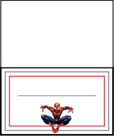 free printable spiderman valentines day cards