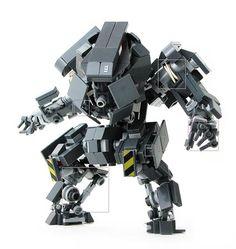 Experienced LEGO