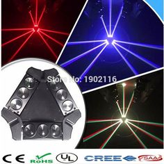 325.85$  Watch now - http://ali0jk.worldwells.pw/go.php?t=32703257105 - Dmx stage light led beam led spider 9x10w RGBW 4in1 led spider beam moving head light disco lighting wedding lights dj equipment