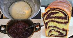 Cozonac pufos, ca la bunica acasă - Încearcă această rețetă Pancakes, Bread, Breakfast, Desserts, Christmas, Recipes, Food, Creative, Pie