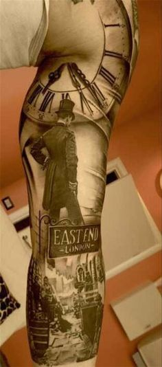matteo pasqualin - 30 Incredible Realistic Tattoo Designs <3 <3