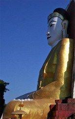 Buddha. Burma, photo John Aske
