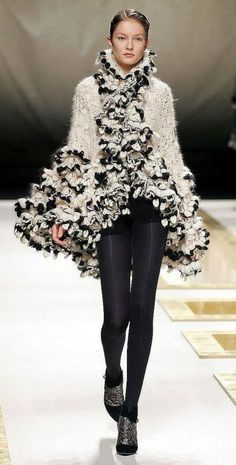 Modern Clown :: Pierrot Fashion - Kenzo