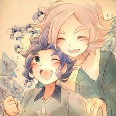 Yukimura and Fubuki  | Like Father, Like Son :) |