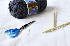 Pieni Lintu: DIY knitted bolero Anna Sui, Diy, Bricolage, Do It Yourself, Homemade, Diys, Crafting