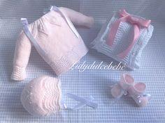 Lidy Dulce bebé.  : Proyecto nº 19 Diseño: Con un punto de aquí y otro...