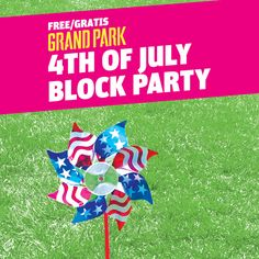 Grand Park 4th of July 2013 on Behance