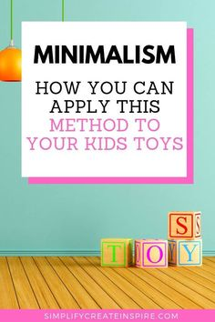 Want your house back? Try the minimalist approach to toys in your home Minimalist Kids, Minimalist Living, Minimalist Lifestyle, Kids Rooms, Kids Bedroom, Bedroom Ideas, Toy Storage Solutions, Creative Decor, Creative Storage