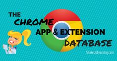 I have put together a Google Chrome App and Extension Database for Teachers and Students that is loaded with apps and extensions for productivity and classroom integration. I found a #GoogleChrome Gold Mine! #googleedu Click To Tweet The Chrome Apps & Extensions Database For a while, I have kept a list of my favorite apps …
