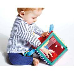 Cube d activités cache-cache Sensibul création Oxybul pour enfant de 6 mois  à 77df8c0575a