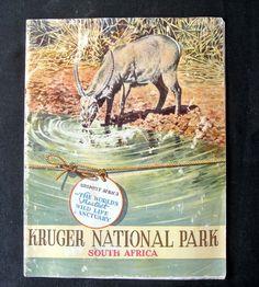 http://www.ebay.com/itm/Kruger-National-Park-South-Africa-Vintage-Tourist-brochure-1949-RARE-/331513166944?pt=LH_DefaultDomain_0
