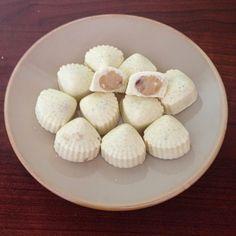 Paleo marcipános bonbon Vegetables, Protein, Recipes, Food, Candy, Recipies, Essen, Vegetable Recipes, Meals