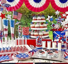 Patriotic Invitation Wording ~ Memorial Day, 4th of July & Military Homecomings   all.urz party planning