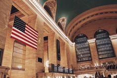 USA, Nowy Jork, dworzec Grand Central Station