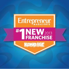Entrepreneur Magazine's #1 New Franchise: KONA ICE!  |  Kona Ice News | The Latest Articles, Press, and News about Kona Ice