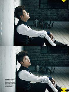 SNSD Seo Hyun and TVXQ - Ceci Magazine November Issue '12 (Ipad Ver.)